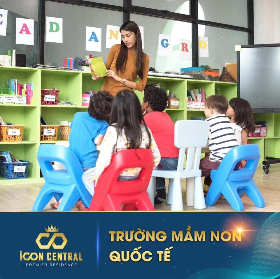 Trường mầm non quốc tế