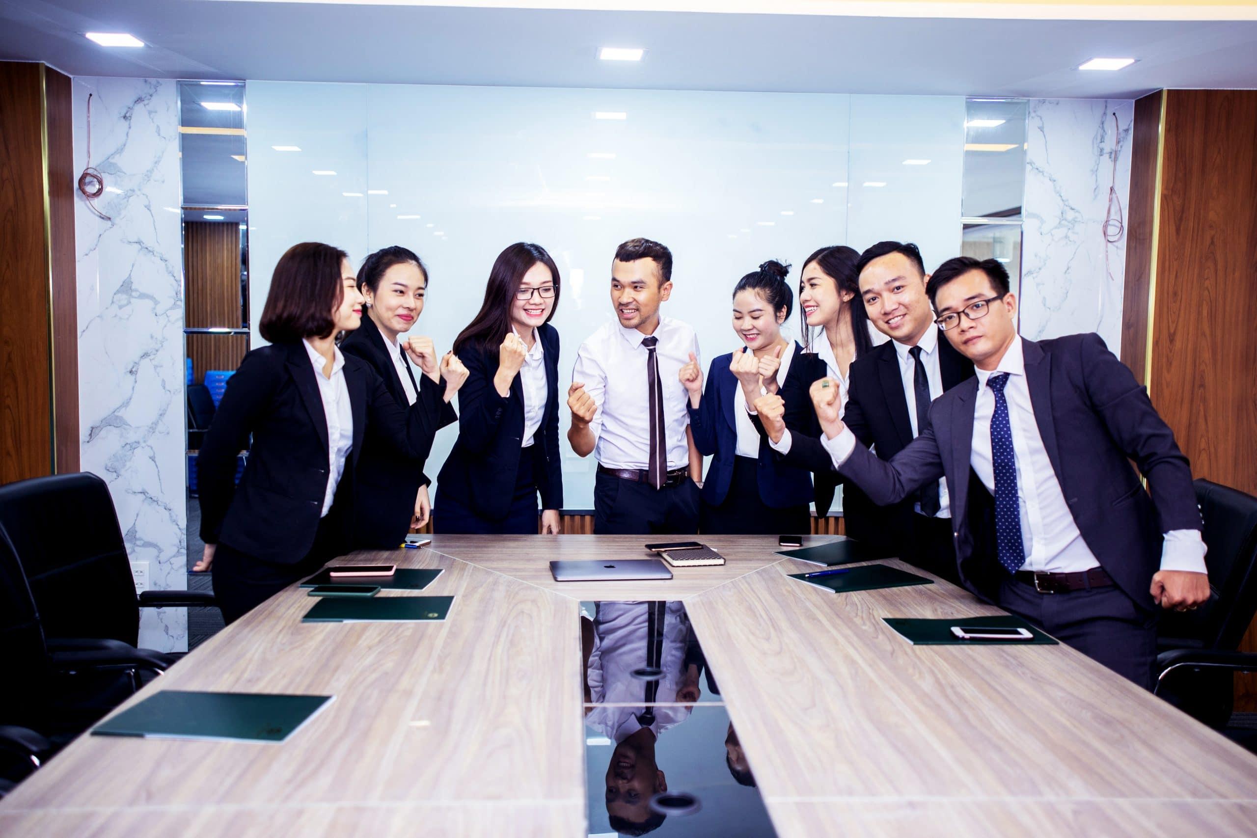 Gia An Property: Mỗi nhân viên là một đồng đội sát cánh đi tới thành công - 23