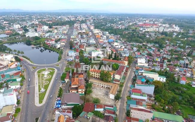 Giá bất động sản TP Bảo Lộc ngày càng tăng