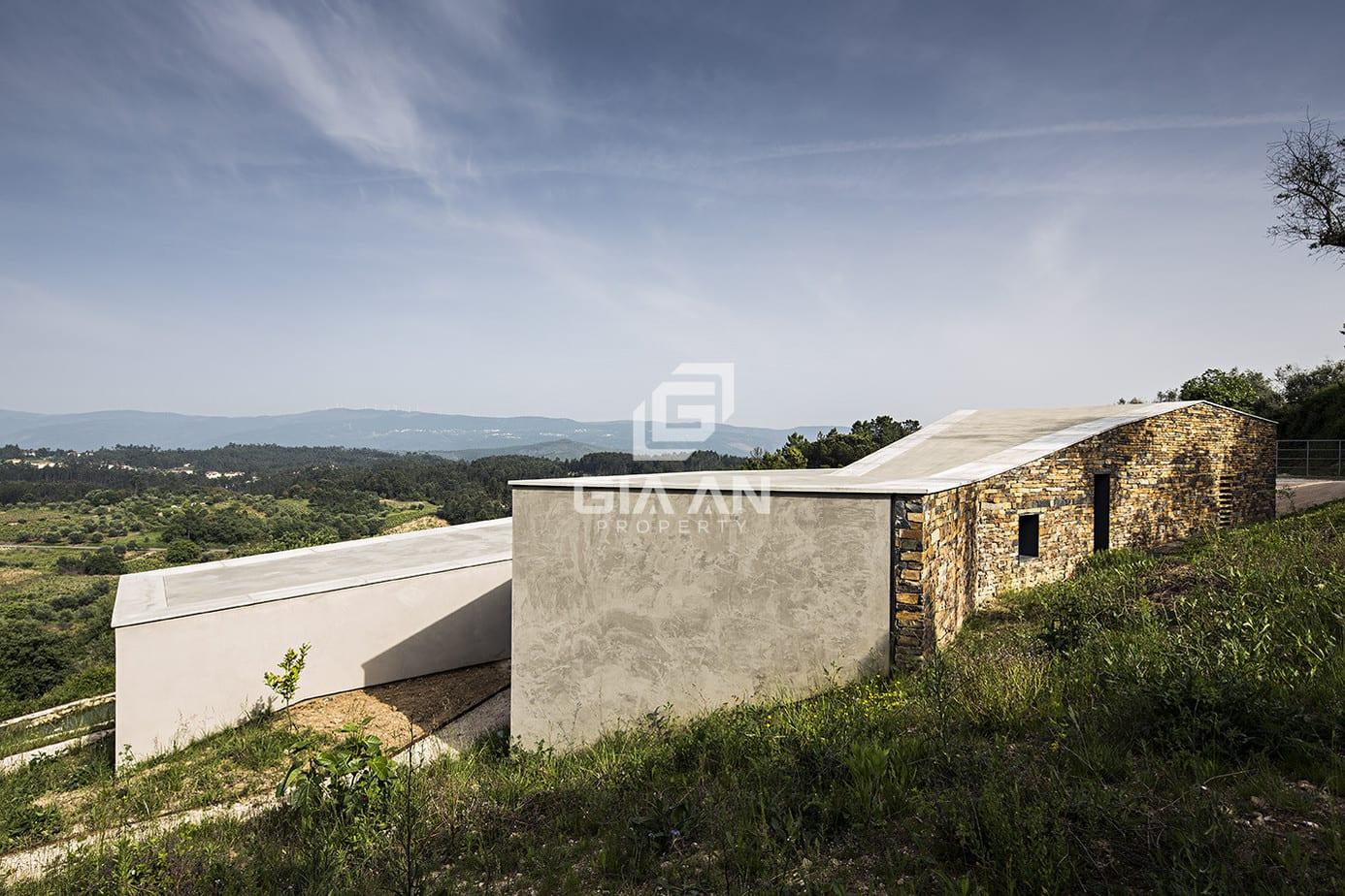 Không gian nghỉ dưỡng thoáng đẹp trên sườn đồi ở Bồ Đào Nha - 24