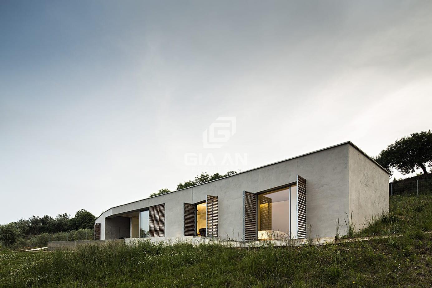 Không gian nghỉ dưỡng thoáng đẹp trên sườn đồi ở Bồ Đào Nha - 19