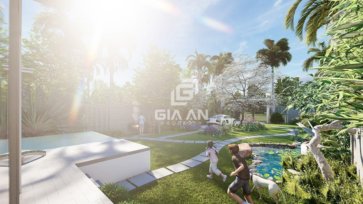Garden House 2 -  Nơi mang đến kỳ nghỉ tại gia tuyệt vời cho cả gia đình