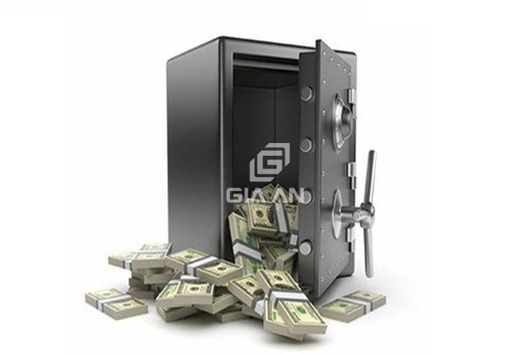 Tư vấn hướng, vị trí đặt két sắt để càng dùng càng giàu