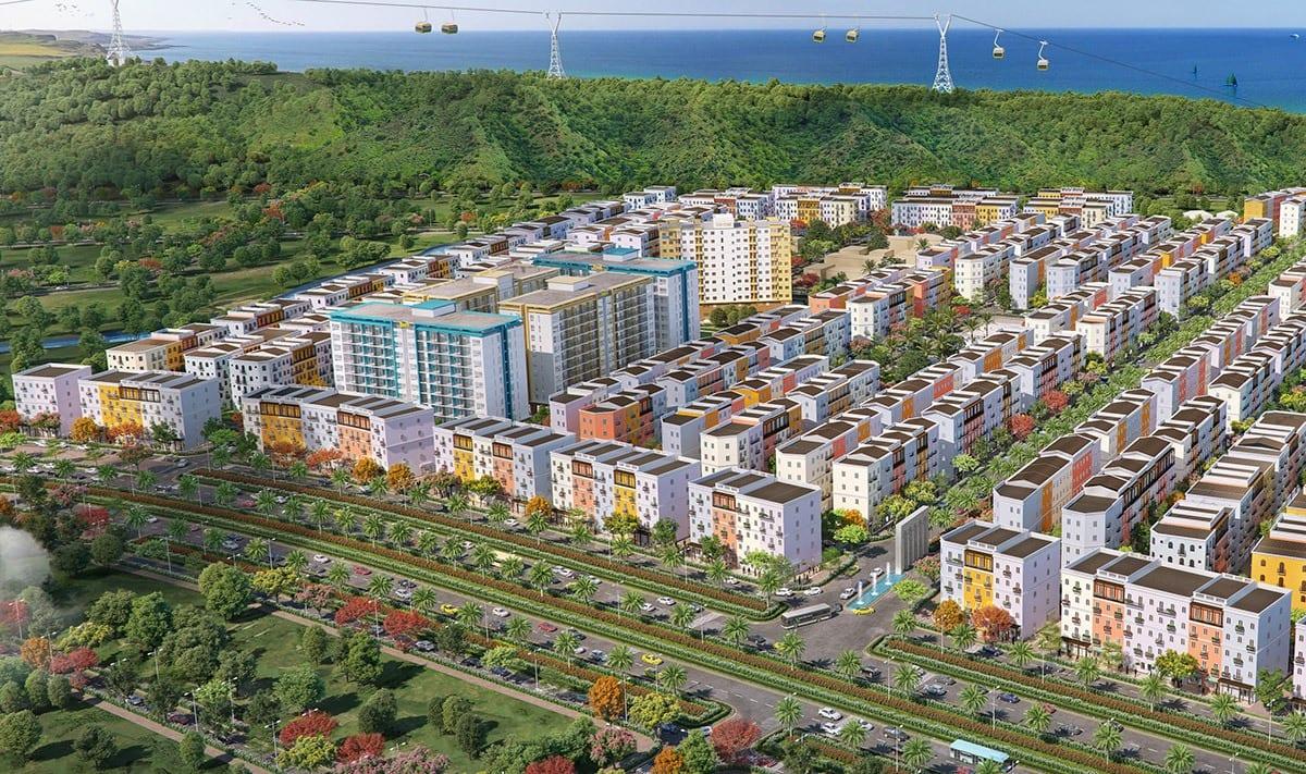 Cổng Vào Khu Đô Thị Sun Grand City Nam Phú Quốc