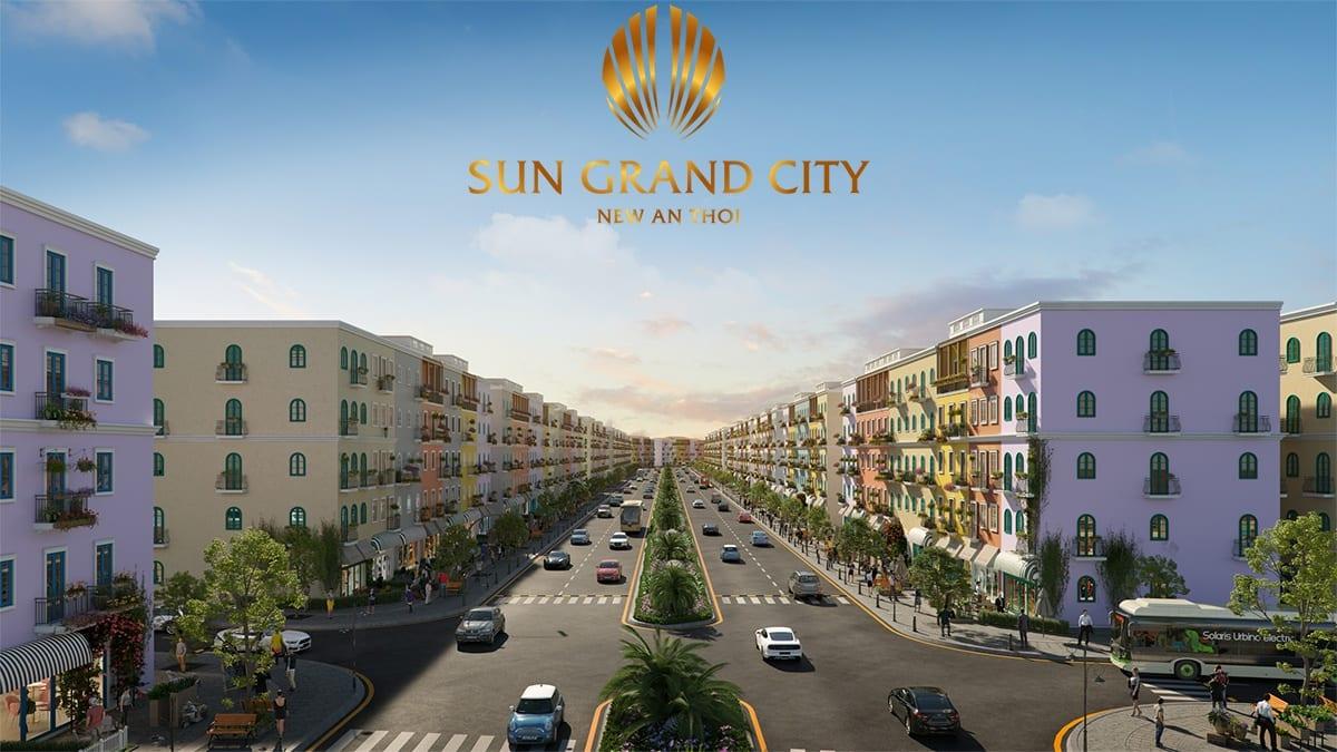 Dự Án Sun Grand City New An Thới Nam Phú Quốc.