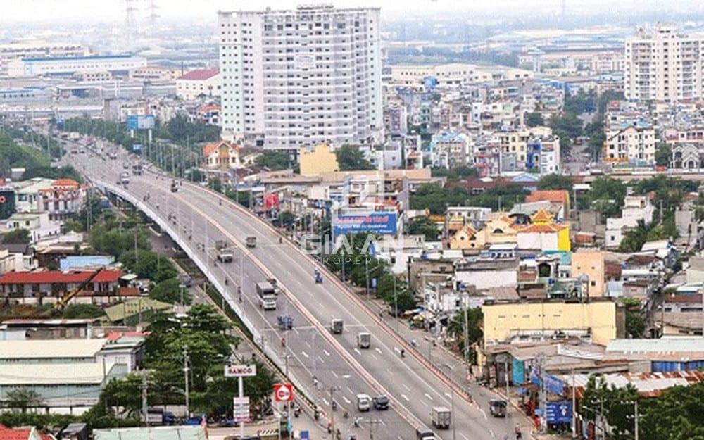 Thị trường bất động sản căn hộ Bình Tân giá rẻ ngày càng nóng lên
