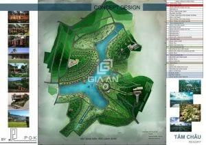 Bản vẽ Quy hoạch Đồi chè Tâm Châu - Bảo Lộc - Lâm Đồng - 51