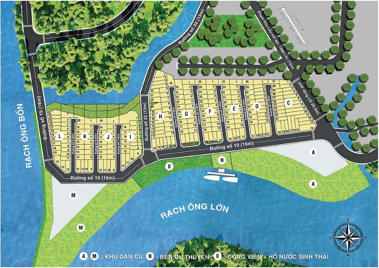 Dự án Đất nền Gia Long Riverside Nhà Bè - 43