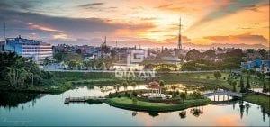 Bảo Lộc đang đẩy mạnh thu hút đầu tư để trở thành đô thị loại 2 vào năm 2025.