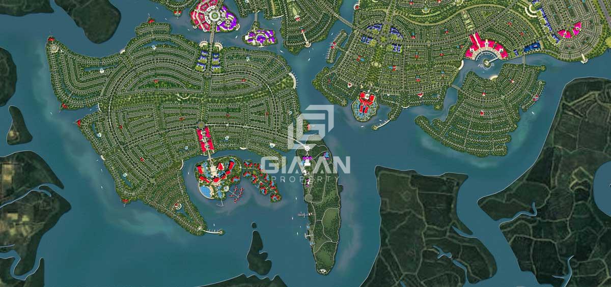 Dự án Khu đô thị Tây Nam Bà Rịa Vũng Tàu