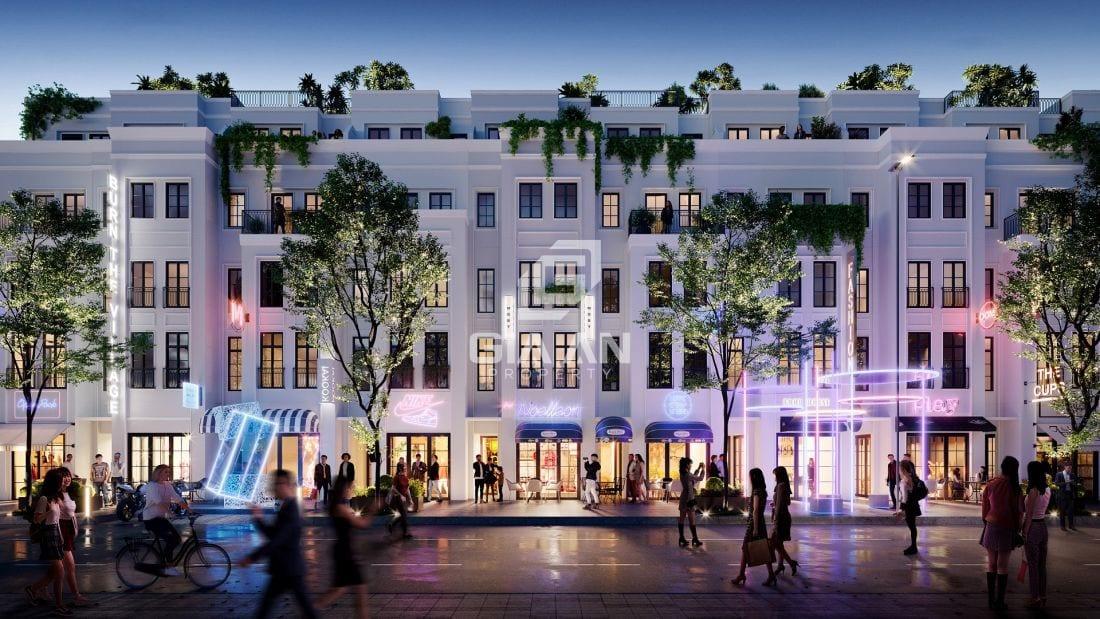 Shophouse tại The Ambi: thiết kế thông minh, dẫn đầu xu hướng nhà phố thương mại Việt Nam