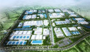 """Nhiều dự án """"Triệu đô"""" đổ bộ vào Khu công nghiệp Đất Đỏ - 105"""